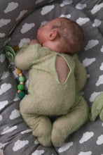 Load image into Gallery viewer, CUDDLE BABY Liam by Joanna Kazmierczak Reborn Baby Boy Doll - Reborn, Sweet Shaylen Maxwell iiora 2016-2019