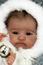 Load image into Gallery viewer, PROTOTYPE Gabi by Iveta Eckertova Reborn Baby Girl Doll - Reborn, Sweet Shaylen Maxwell iiora 2016-2019