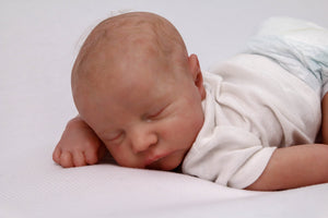 Levi by Bonnie Brown Reborn Baby Boy Doll - Reborn, Sweet Shaylen Maxwell iiora 2016-2019