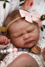 Load image into Gallery viewer, PROTOTYPE Frida by Lorraine Yophi Reborn Baby Girl Doll - Reborn, Sweet Shaylen Maxwell iiora 2016-2019