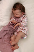 Load image into Gallery viewer, OOAK Fully Rooted Eloise Said Reborn Baby Girl Doll - Reborn, Sweet Shaylen Maxwell iiora 2016-2019