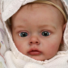 Load image into Gallery viewer, Ready to Ship - Chloe by Natali Blick Reborn Baby Girl Doll