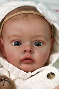 Ready to Ship - Chloe by Natali Blick Reborn Baby Girl Doll