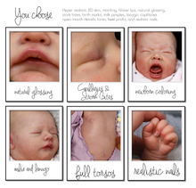 Load image into Gallery viewer, DEPOSIT - CUSTOM Reborn Baby Doll