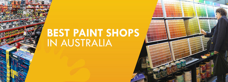 Best Online Paint Shops in Australia