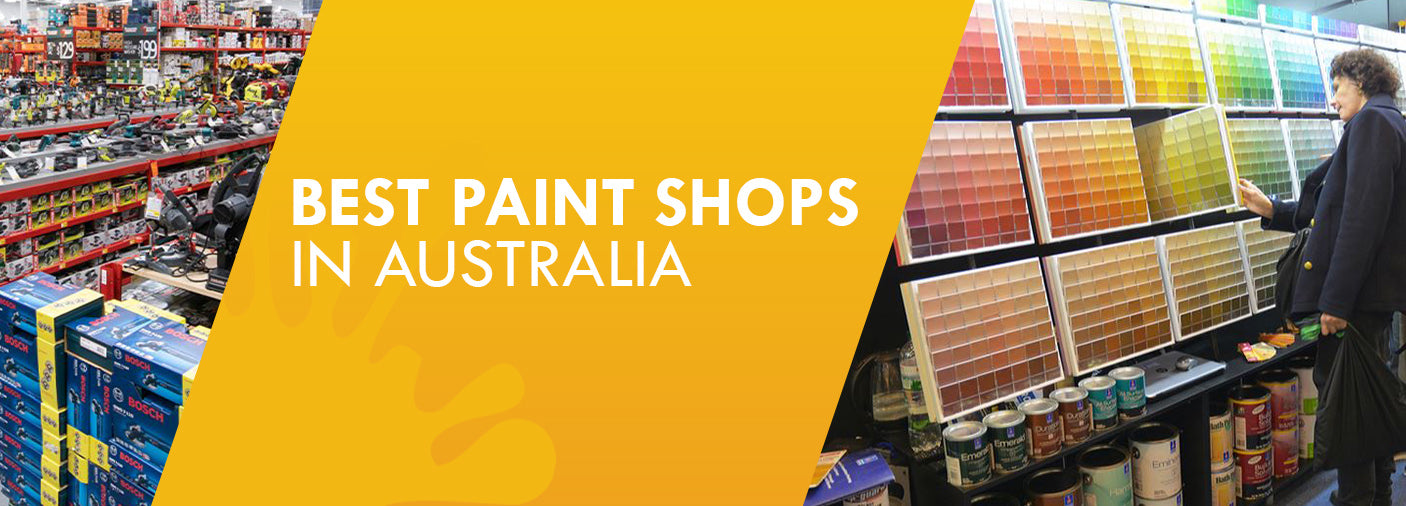 online paint shops in Australia