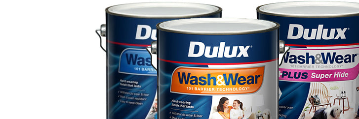 Dulux wash n wear