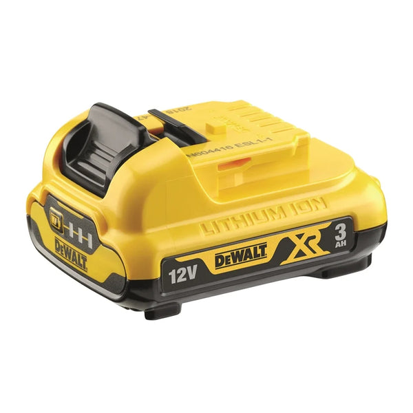 DeWALT 12V XR Li-Ion Battery Pack 3.0Ah - DEWDCB124-XJ