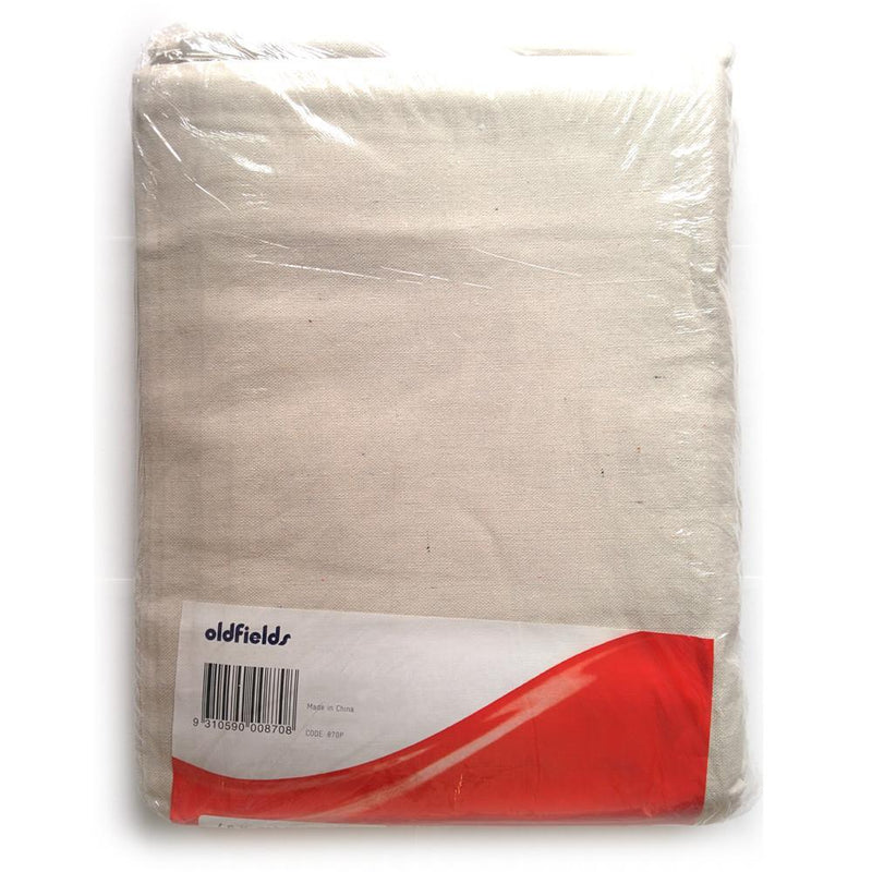 Oldfields Pro Series Drop Cloth 12 x 9ft - 3.66x2.74m-Drop Sheet-PaintAccess.com.au