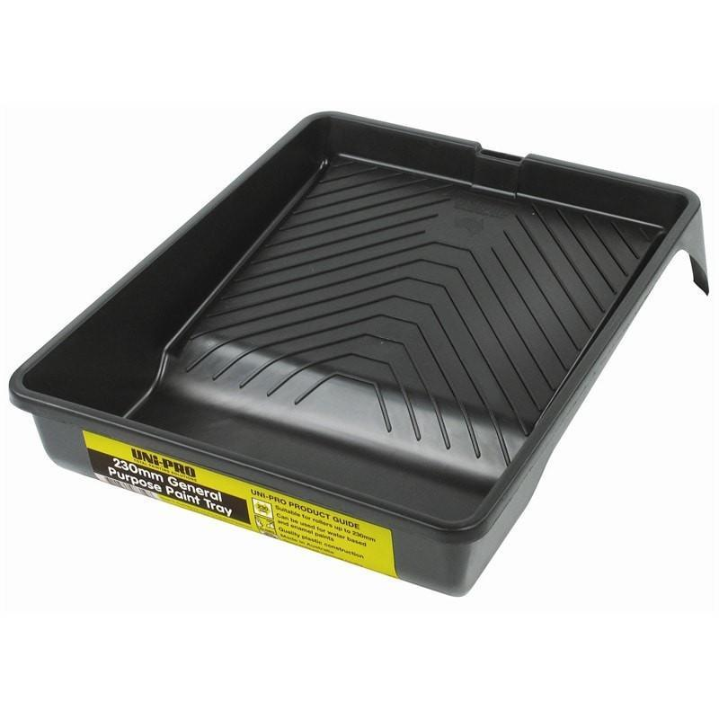 Uni-Pro 230mm Heavy Duty General Purpose Paint Tray-Tray-PaintAccess.com.au
