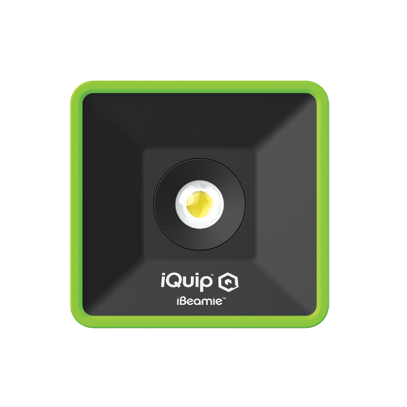 iQuip iBeamie LED Cordless Portable Work Light 20W 30W-Building Equipment-PaintAccess.com.au