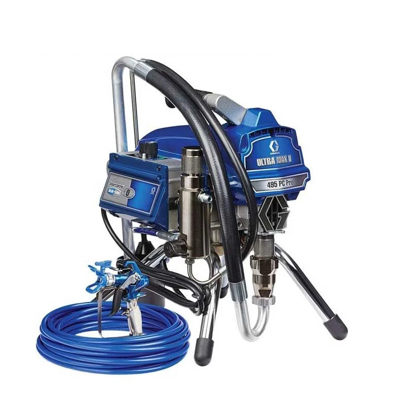 Graco Ultra 490PC - 495PC - 595PC Pro Electric Airless Sprayer with Bonus Pack - Special Best of the Best