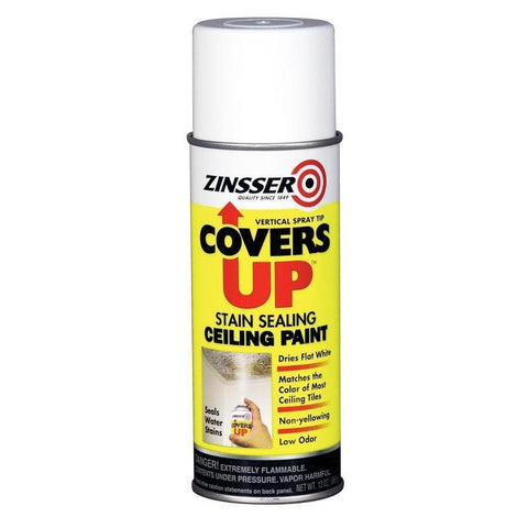 Zinsser Covers-Up Ceiling Spray 369g