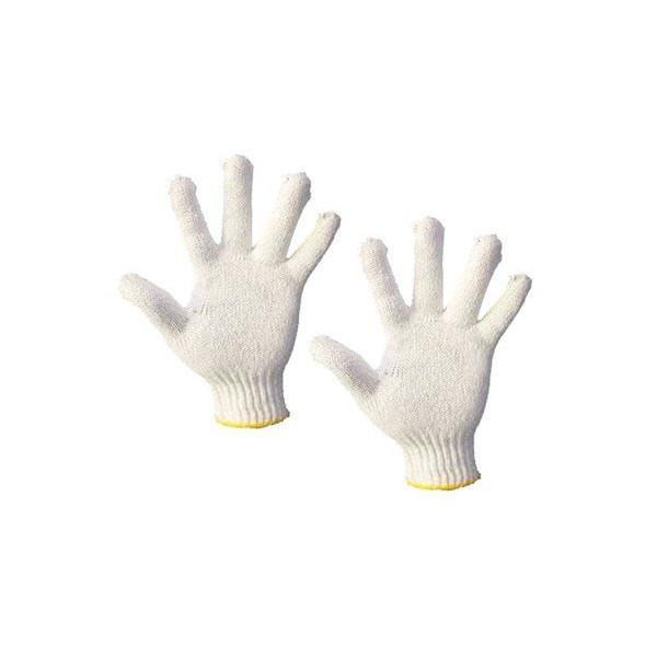 Gloves Knitted Poly Cotton Gloves Plain-Health & Safety-PaintAccess.com.au