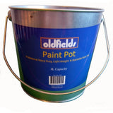Oldfields Metal Paint Pot 4L-Tray-PaintAccess.com.au