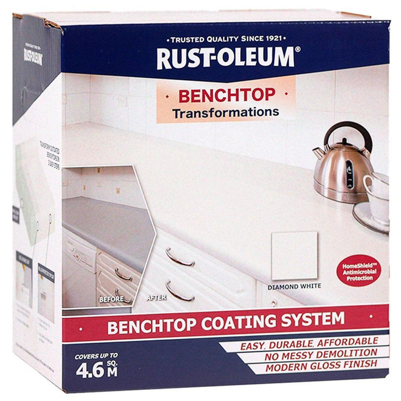 Rust-Oleum Benchtop Transformations 4.6sq Meter Kit-Paint-PaintAccess.com.au