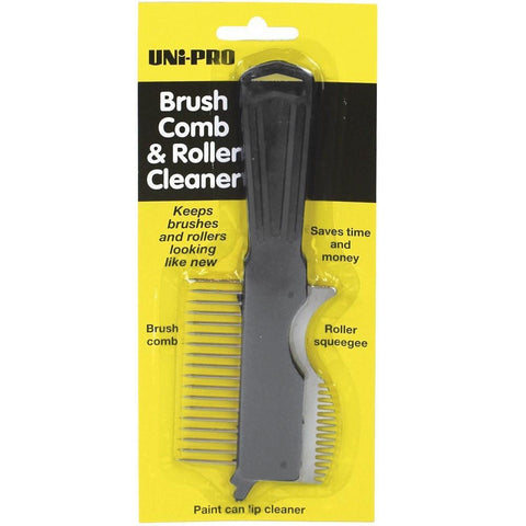 Uni-Pro Synthetic Brush Comb