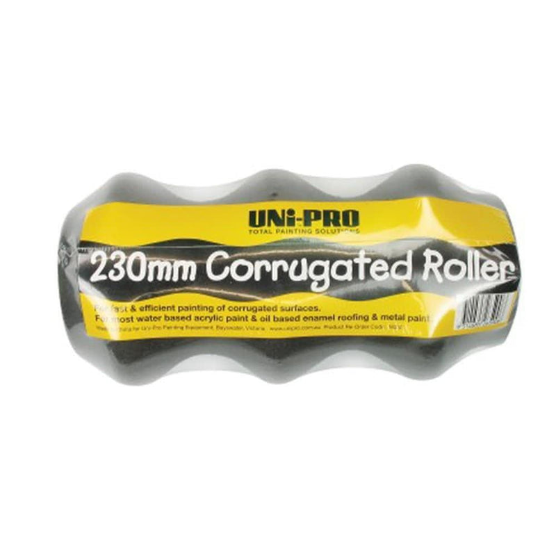 Uni-Pro Corrugated Roof Foam Replacement Cover 230mm-Roller-PaintAccess.com.au