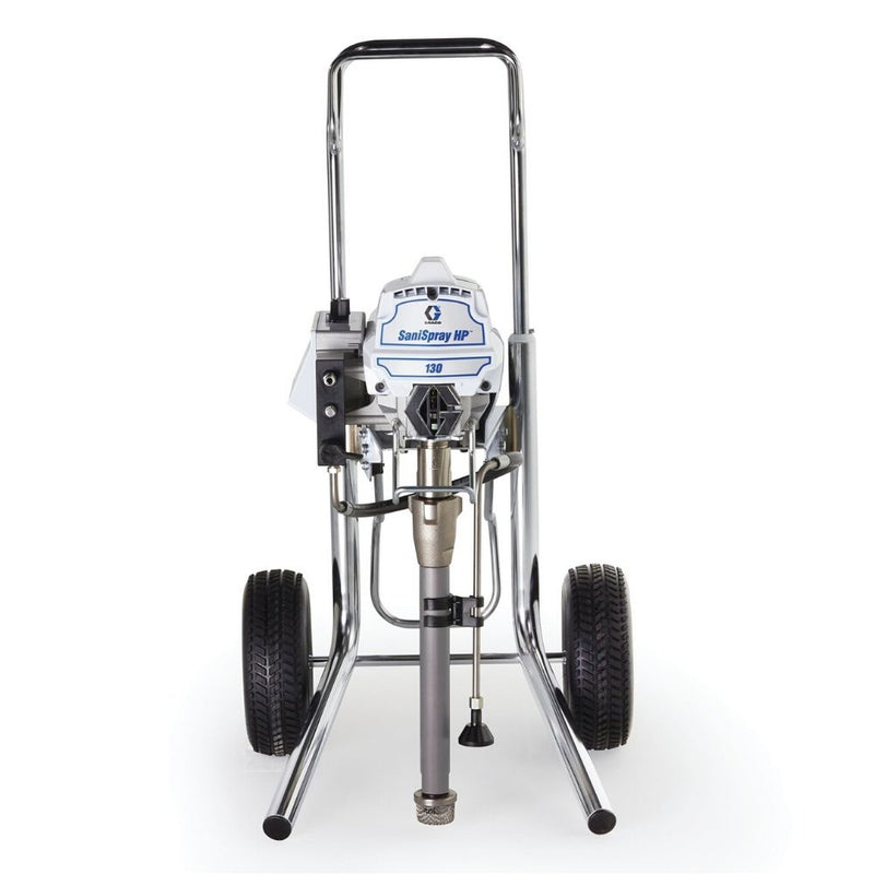 Graco SaniSpray HP 130 2-Gun Cart Airless Sprayer-Sanispray-PaintAccess.com.au