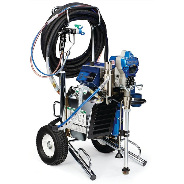 Graco FinishPro II 395 PC Air-Assisted Airless Sprayer-Spray-PaintAccess.com.au