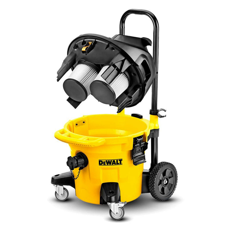DeWalt 1400W 38L M Class Dust Extractor Vacuum Cleaner DWV902M-XE
