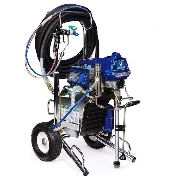 GRACO FinishPro II 595 PC Air Assisted Airless Sprayer 17E915-Spray-PaintAccess.com.au