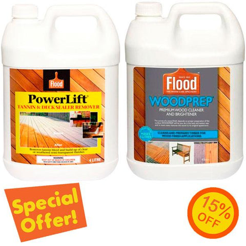 Flood's Ultimate Wood Surface Preparation Kit
