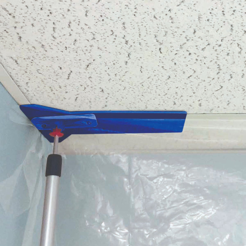 Zip Wall Suspended Ceiling Edge Plate (ZSH1)