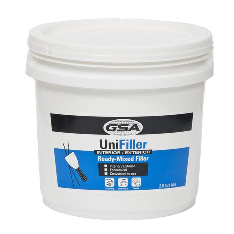 GSA Uni Filler Interior/Exterior-Fillers & Adhesives-PaintAccess.com.au