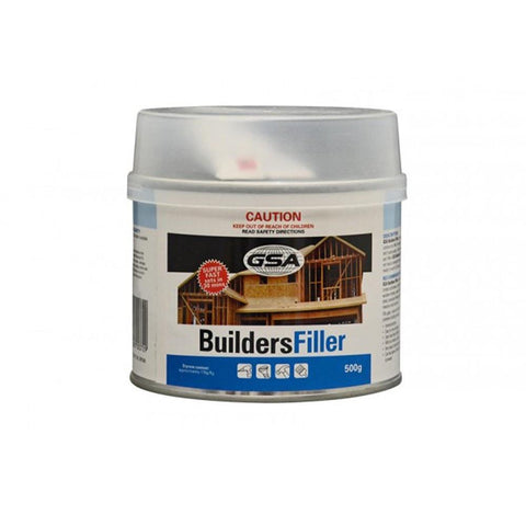 GSA Builders Filler
