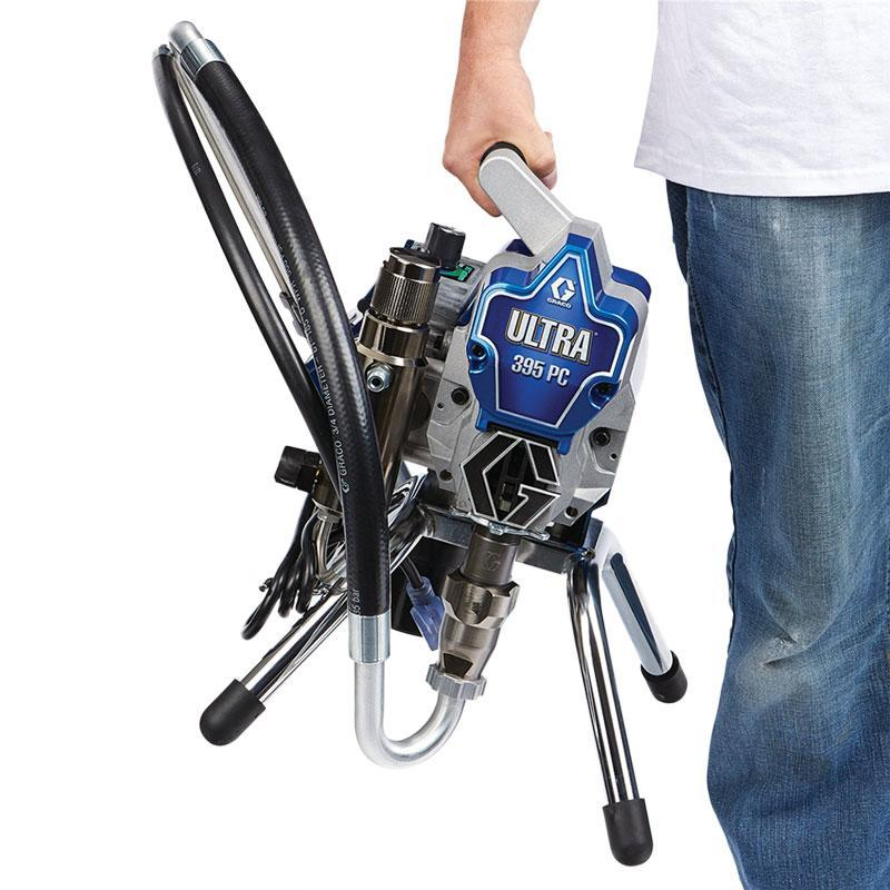 Graco Ultra 395PC Pro Stand Unit Electric Airless Sprayer-Spray-PaintAccess.com.au