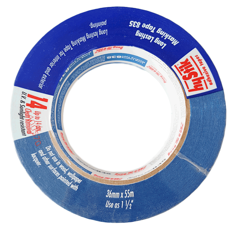 Hystik Blue 14 day masking Tape 36mm x 55m