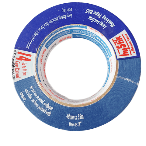 Hystik Blue 14 day masking Tape 48mm x 55m