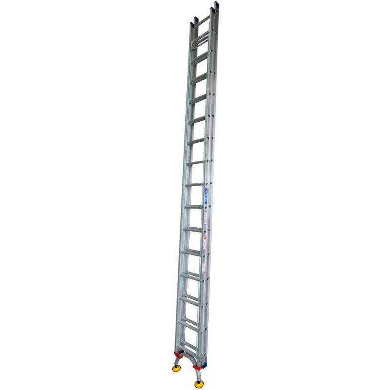 INDALEX Level Arc 5-9m 150kg Pro Series Aluminium Extension Ladder-Ladder-PaintAccess.com.au