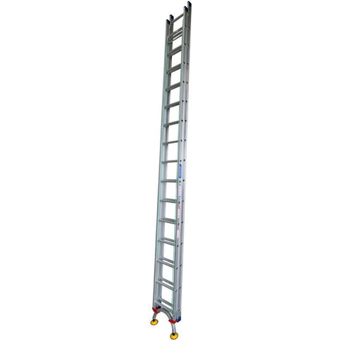 INDALEX Level Arc 5-9m 150kg Pro Series Aluminium Extension Ladder