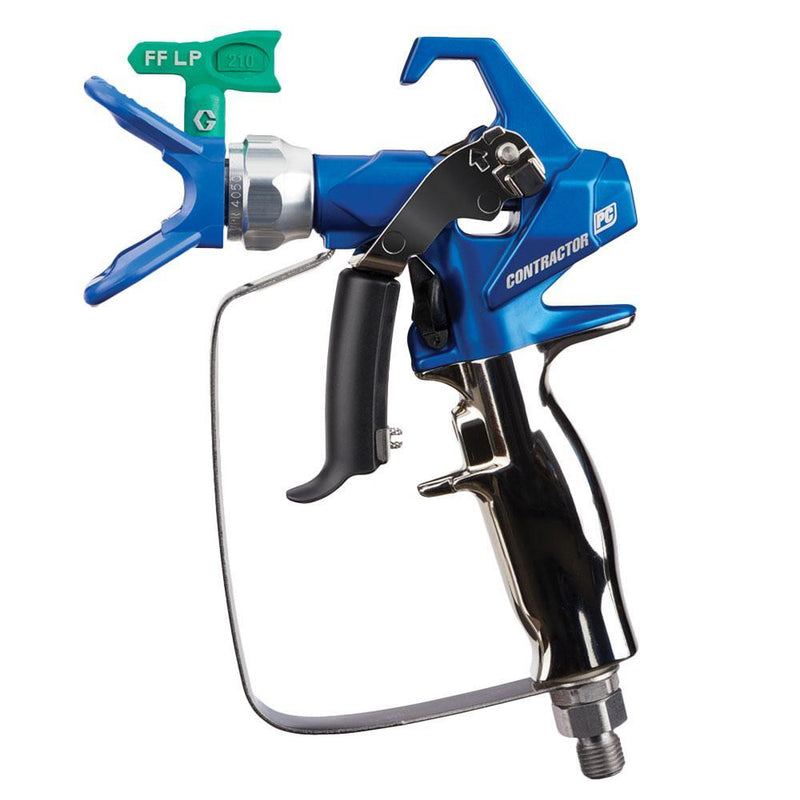 Graco Airless Contractor PC Spray Gun with RAC X LP 517 SwitchTip-Spray-PaintAccess.com.au