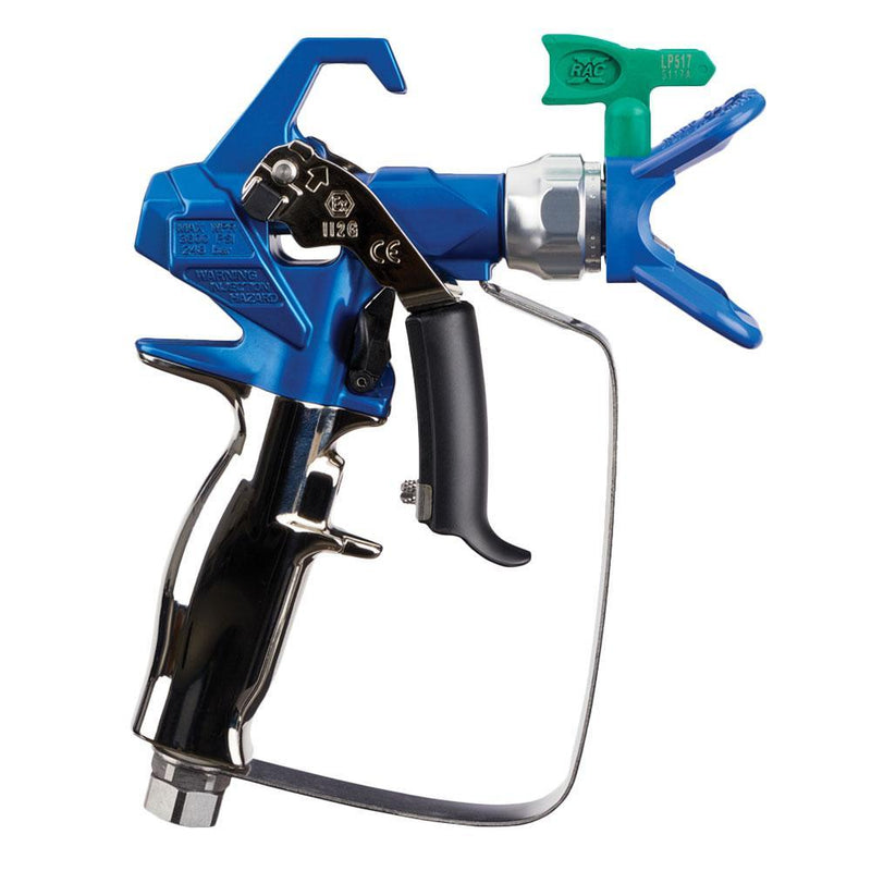 Graco Airless Contractor PC Spray Gun with RAC X LP/LTX 517 SwitchTip 25% off [special offer]-Spray-PaintAccess.com.au