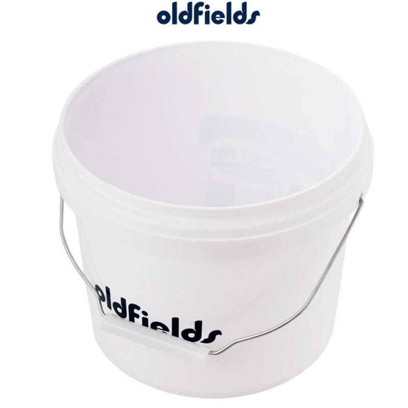 Oldfields Heavy Duty Plastic Paint Pot 4L Quality-Tray-PaintAccess.com.au