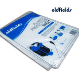 Oldfields Plastic Protection Sheet 3.6m x 2.7m (12' x 9')-Drop Sheet-PaintAccess.com.au