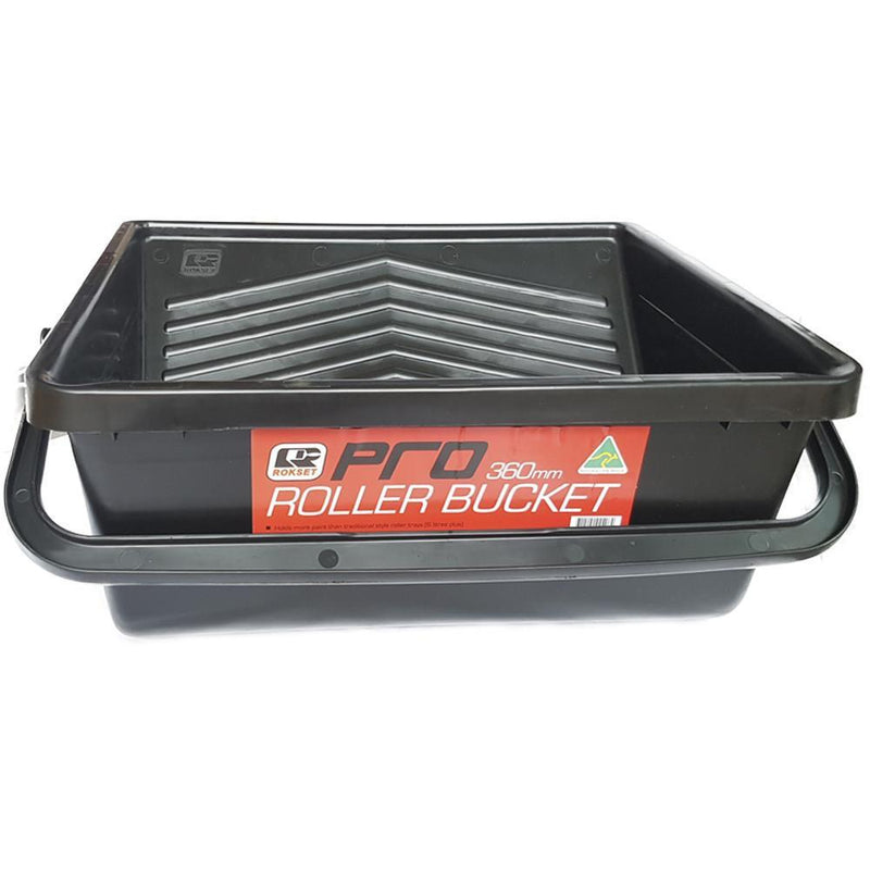 Rokset Pro Roller Bucket 360mm-Tray-PaintAccess.com.au