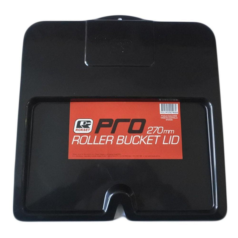 Rokset Pro Roller Bucket 270mm (Lid Optional)-Tray-PaintAccess.com.au