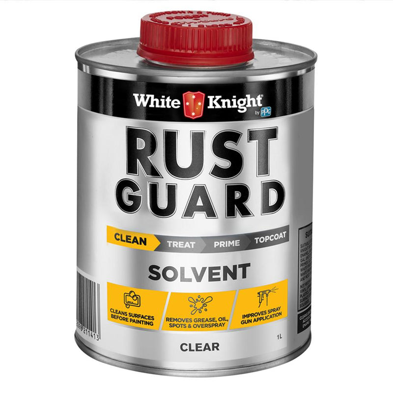 WHITE KNIGHT RUST GUARD® SOLVENT-SURFACE PREPARATION-PaintAccess.com.au