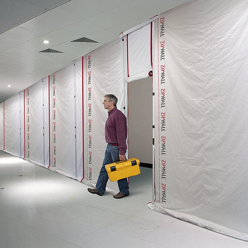 Zip Wall ZipFast Modular Barrier Panels (ZMP3)