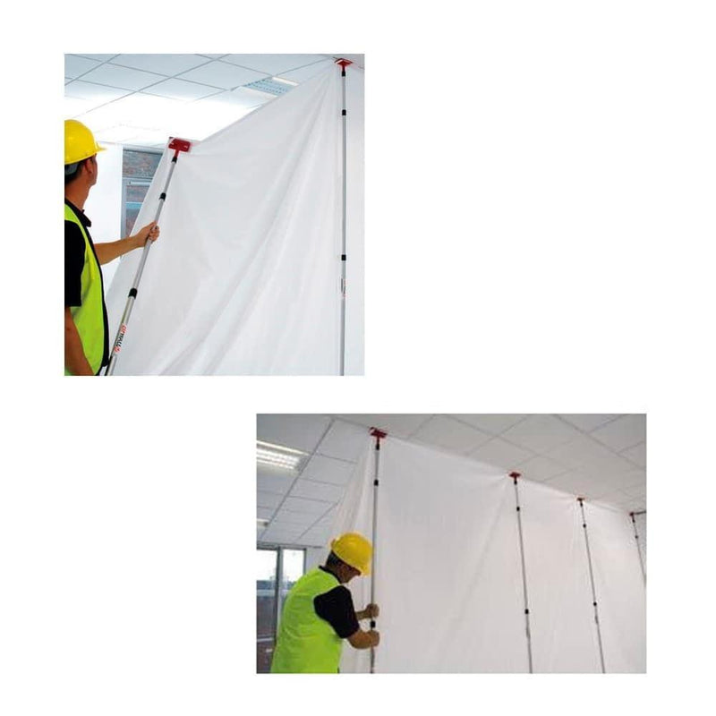 Zip Wall Complete Seal Pack (ZCP6)-Protection-PaintAccess.com.au