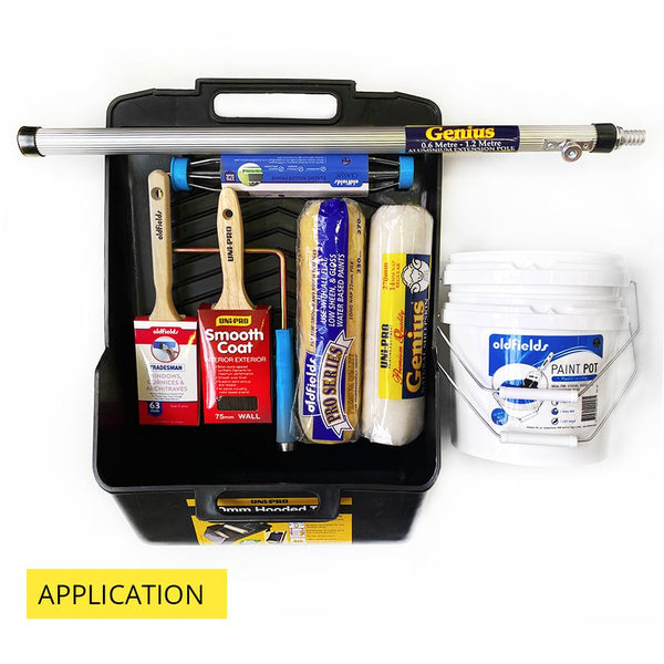 Taubmans Combo Protect Prep and Paint - old-Package-PaintAccess.com.au