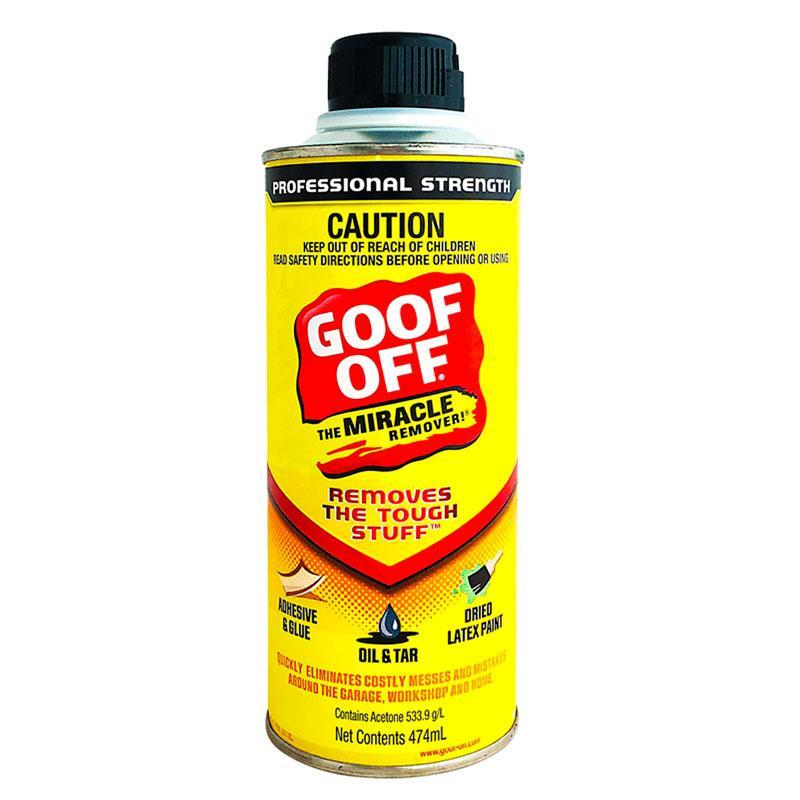 Goof Off - Graffiti Remover - 474ml Liquid-Graffiti-PaintAccess.com.au
