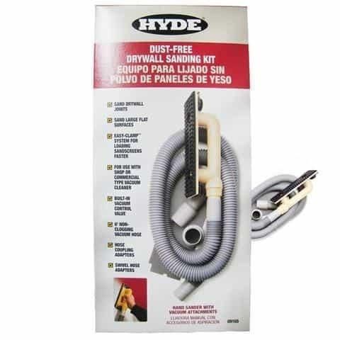 Hyde Dust Free Vacuum Sander Kit