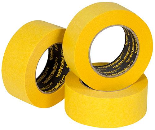 KIWIK 9999 - High Temp & Water Resistant Masking Tape - 24mm x 50m - NEW PRODUCT!-Masking tape-PaintAccess.com.au