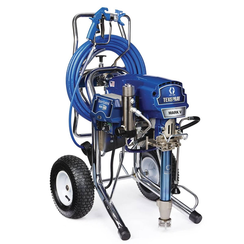 GRACO TexSpray Mark V ProContractor Series Hi-Boy Texture Sprayer 17E663