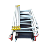 Oldfields MINI Zippy Scaffold Base Unit & Extension Pack Bundle 1.5m-PaintAccess.com.au